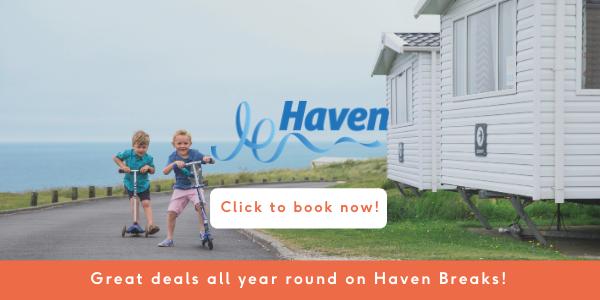 Offers on Haven short breaks