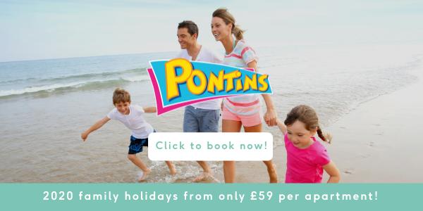 Offers on Pontins short breaks