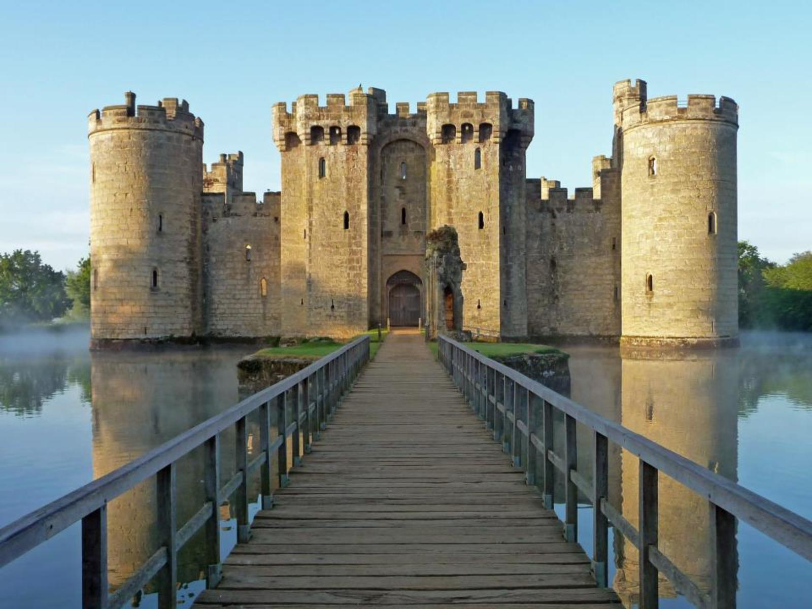 Bodiam Castle   Day Out With The Kids