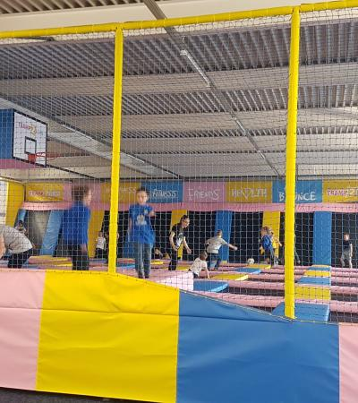 Boundless Fun Trampoline & Soft Play