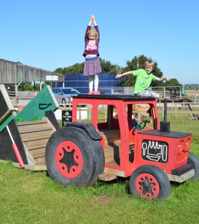 Cowtastic Farm Park and Playbarn