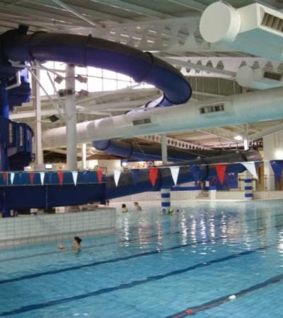 Swimming pool at Didcot Wave Leisure Pool