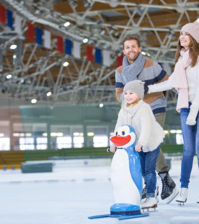 Lammas Leisure Centre & Ice Rink