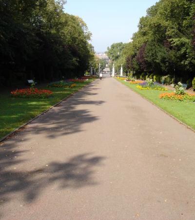 Victoria Park Leicester