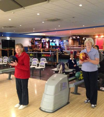 Seniors at Strikes in Dereham