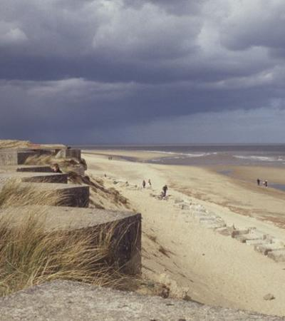 A view of Winterton-on-Sea Beach, Winterton-on-Sea