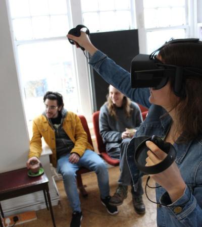 GOVR Brighton - VR Cafe