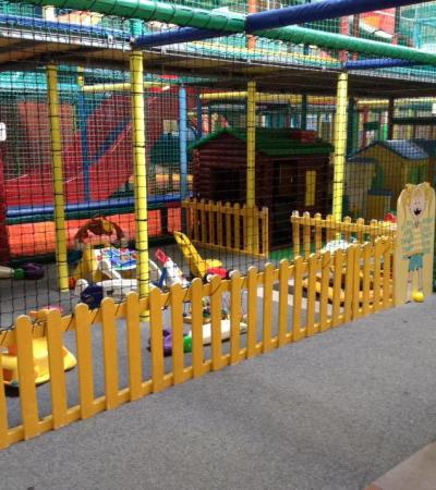 Toddler play area at Activity World in Peterborough