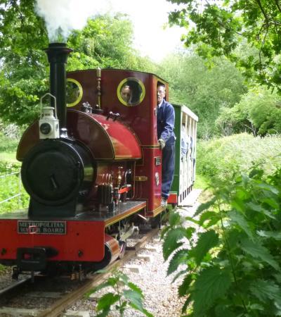 Hampton and Kempton Waterworks Railway