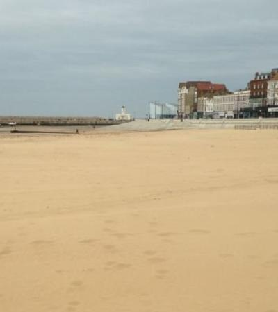 Beach of Margate Main Sands