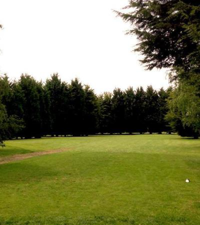 Field at Lakeside Lodge Golf and Bowling in Huntingdon