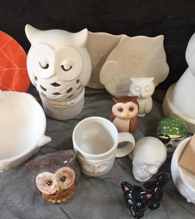 Crafts at Potstop in Knebworth