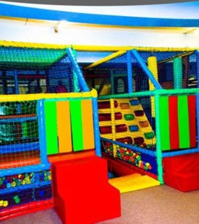 Soft play area at Freddys Play Kingdom in Derby