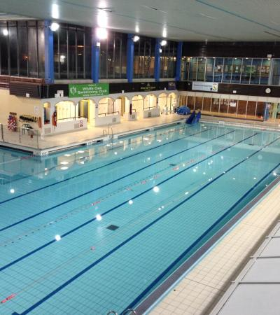 Flumes, Treasure Island and Activities at White Oak Leisure Centre