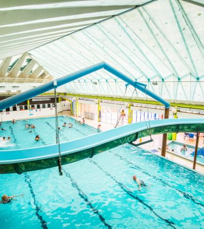 Swimming pool at Alive Oasis in Hunstanton