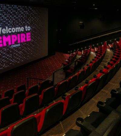 Empire Cinema screen