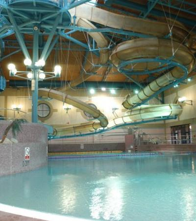 Swimming pool at Pavilion Leisure Centre in Bromley