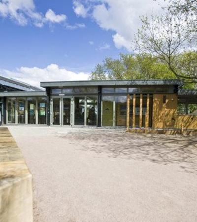 RSPB Minsmare Visitor Centre