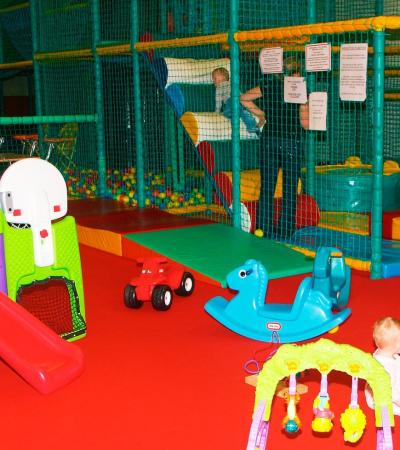 Toddler play area at Bowl 2 Day in Wisbech