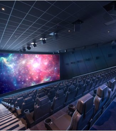 ODEON Cinema room