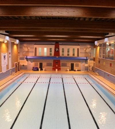 Swimming pool at Bicester Leisure Centre & Bowling