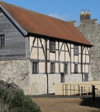 Tudor merchant's house on Curious About Southampton trail