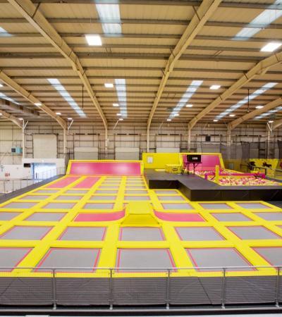 Boost Trampoline Park Northampton