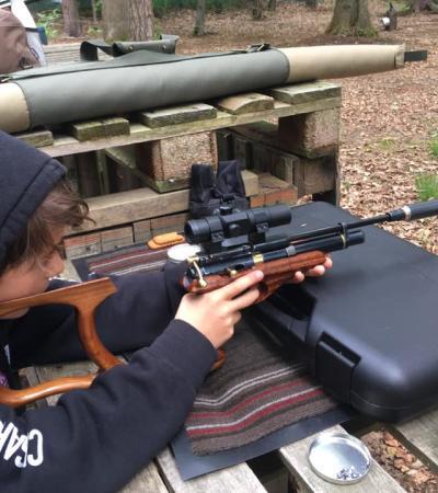 Holt Woodland Archery and Air Guns