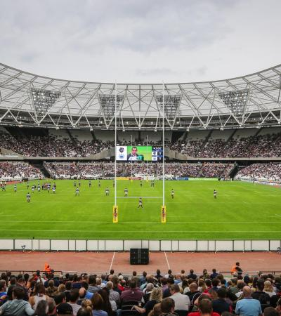 Match at London Stadium Tour
