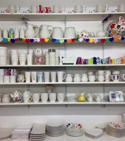 Crafts at Bojangles Creative Cafe in Amersham