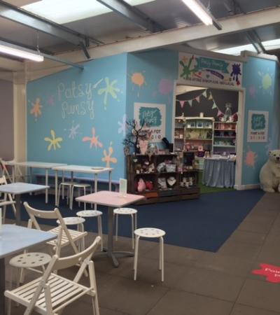 Studio of Potsy Pamsy Paint A Pot Studio in Wolverhampton