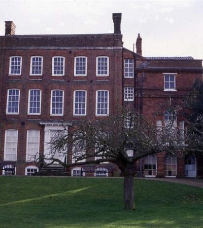 Outside view of Hollytrees Museum in Colchester