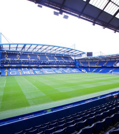 Chelsea FC Museum Tour