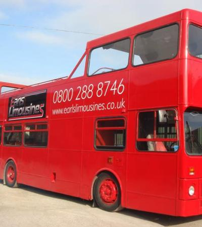 Bus for Manchester Bus Tours