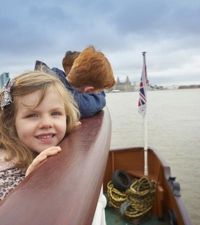 Mersey Ferry Explorer Cruise