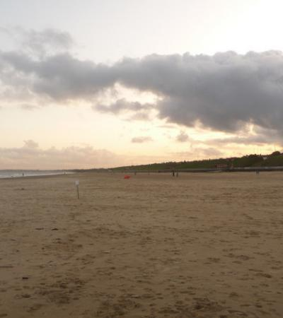 A view of Gorleston Beach, Gorleston-on-Sea
