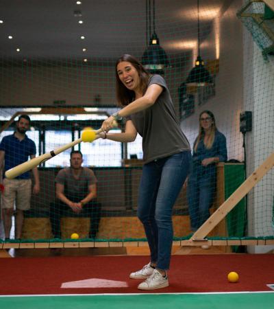 1st Base - Baseball Entertainment Centre