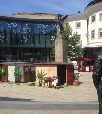 Woking Trails - Woking Town Centre