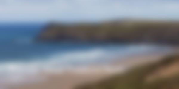 The coast at Trevose Head in Padstow for Trevose Head Treasure Hunt