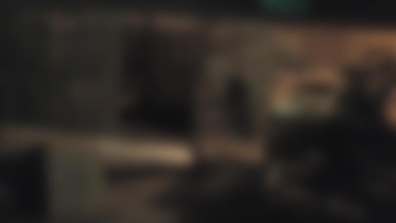 Inside of Black Hawk in Oswestry