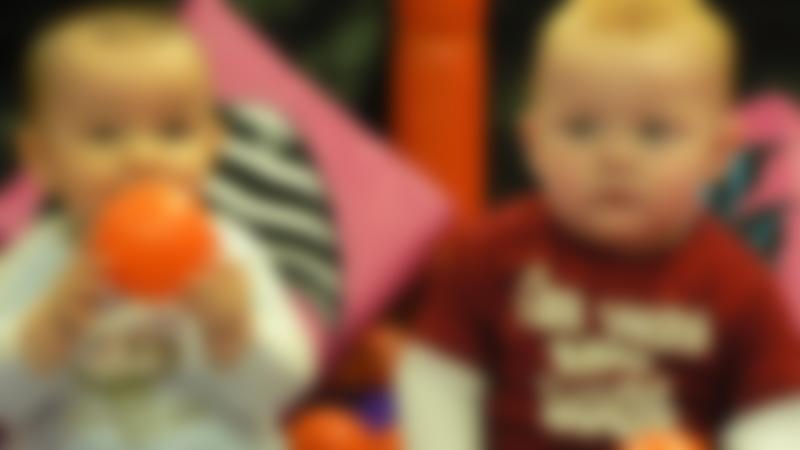 Babies at Hullabaloo in Northampton