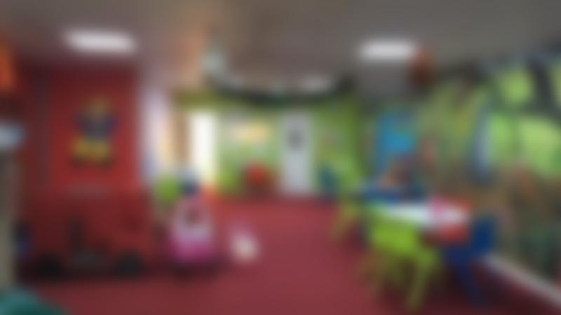 Inside view of The Children's Play Square & Party Rooms in Paignton