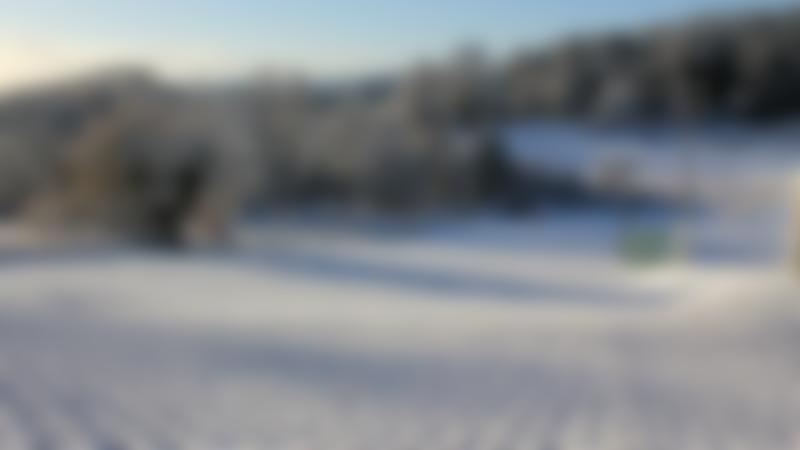 Snow slope at Torquay Alpine Ski Club