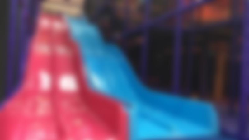 Slides at Funtazia Soft Play in Blackburn