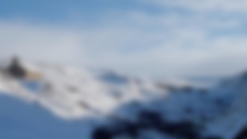 Snow on top Nenthead Mines in Alston