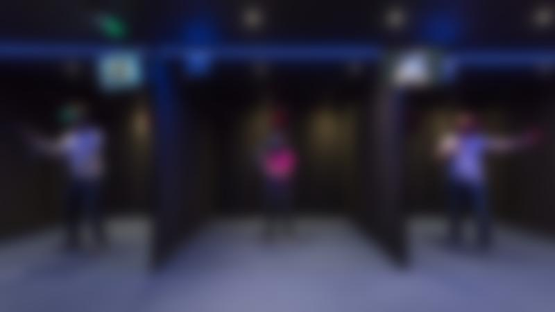 People at Vertigo VR in Milton Keynes