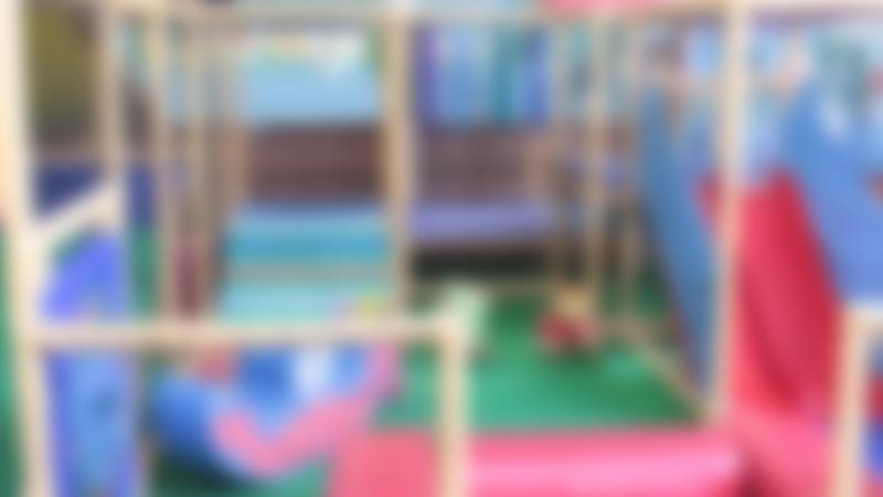 Toddler soft play frame at Westows Adventure Play Area in Hove