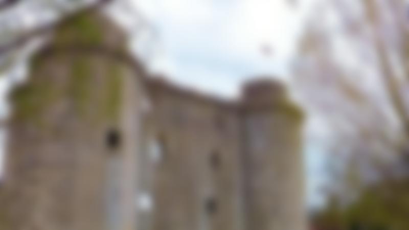 Ruins of Nunney Castle