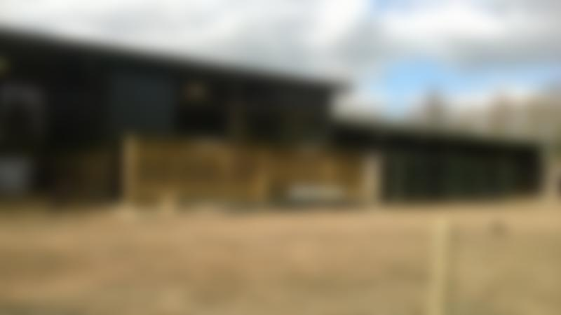 Barn at Ferry Farm Country Park in Nottingham