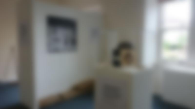 Exhibit at The People's Story Museum in Edinburgh
